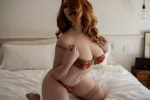 Anne-sandrine live escort in London